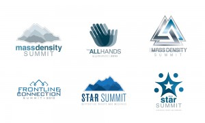 Armed Forces Summit Conference Logos