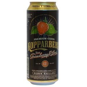 Kopparberg Erdbeer-Limette 0,50l Ds