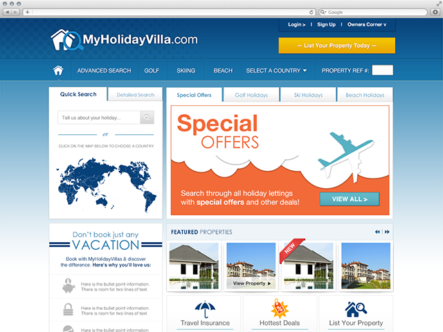 MyHolidayVilla-main