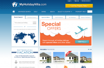 MyHolidayVilla – Booking Portal