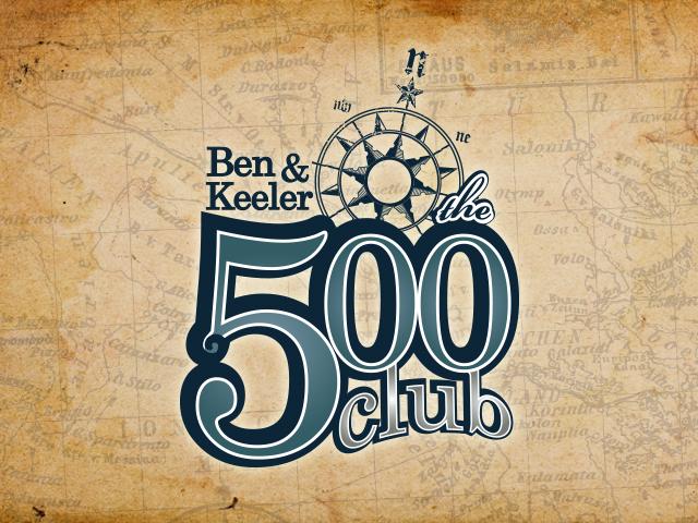 Ben Keeler & the 500 Club